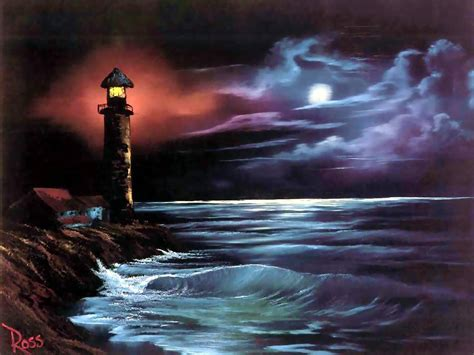 bob ross seascape paintings yelena casale s writing friday history feature