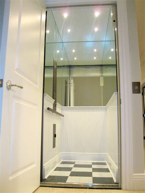 residential elevator in your home support