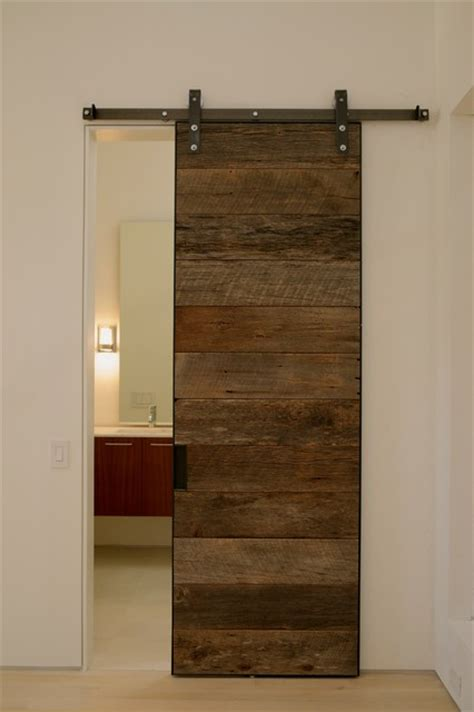 reclaimed wood interior doors reclaimed wood sliding doors