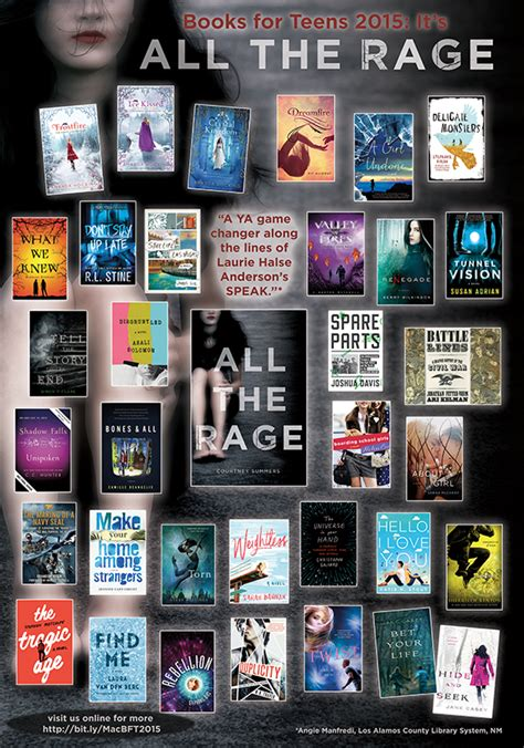 picture books for teenagers books for 2015 it s all the rage macmillan library