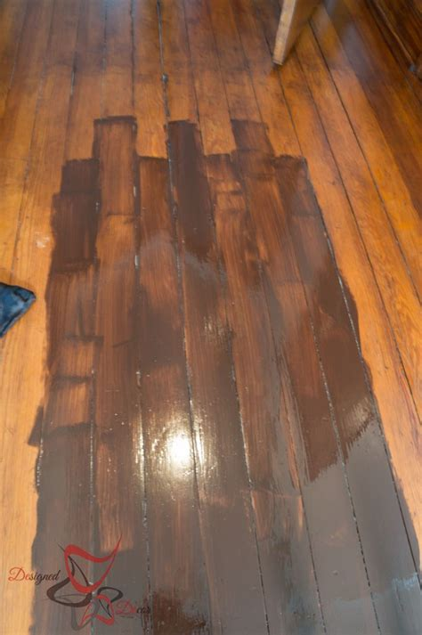 painting varnished woodwork using gel stain existing stained wood designed decor