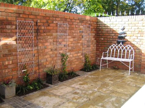 garden walls designs why reclaimed bricks are material for your garden