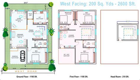 west facing house vastu floor plans west facing house vastu east facing house vastu