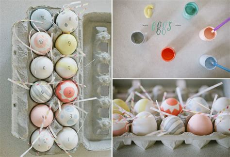 photo craft projects diy craft 22 easter egg decorating ideas atelier christine
