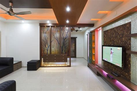 interior designed rooms interior designs for living room tv room interiors pune