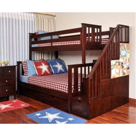 staircase bunk bed costco 13 best images about bunk beds on loft beds