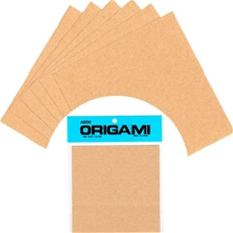 solid origami paper solid color origami paper brown 6 quot