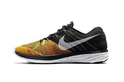 Nike Flyknit Lunar 3 Black Electric Green Hypebeast