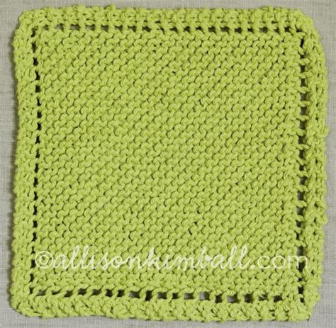 knitted washcloths 17 best ideas about knitted dishcloth patterns on