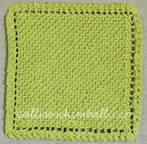 how to knit a dishcloth 6 steps de 25 bedste id 233 er inden for dishcloth p 229