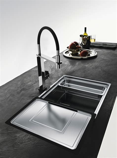 franke kitchen sink accessories inspired by experience franke celebrates its centenary in