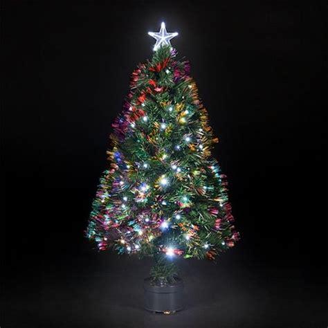 fibre optic tree ireland buy 90cm 3ft fibre optic saturn tree with
