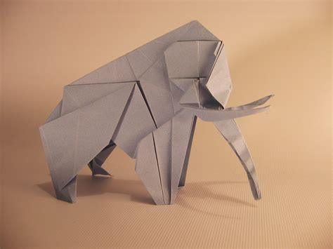 origami elephant origami elephant wallpaper high definition high