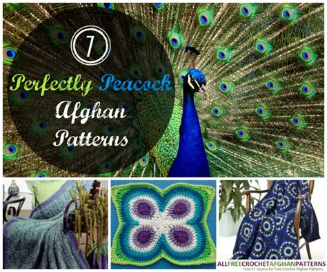 peacock stitch knitting 7 perfectly peacock afghan patterns stitch and unwind