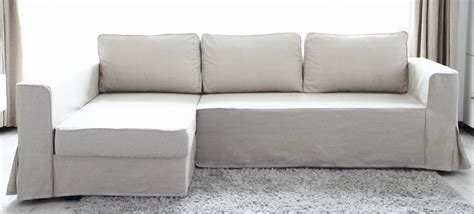 ikea sofa slipcovers beautify your ikea sofa with custom skirt slipcovers