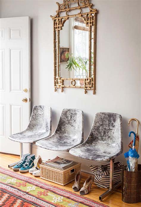 diy decoupage diy decoupage marble fabric chairs design sponge