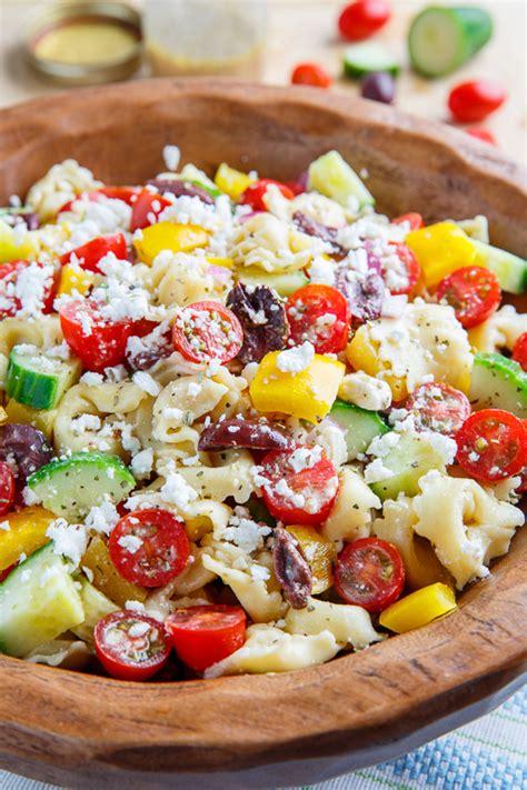 tortellini pasta salad mediterranean tortellini pasta salad on closet cooking
