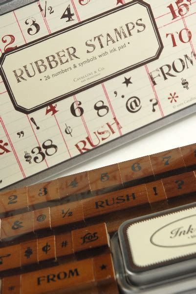 rubber st numbers set classic numbers symbols rubber st set by cavallini