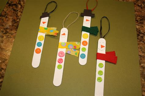 with craft sticks popsicle stick ornaments
