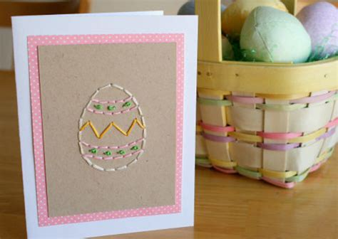 make greeting cards 10 sweet handmade greeting card ideas for easter