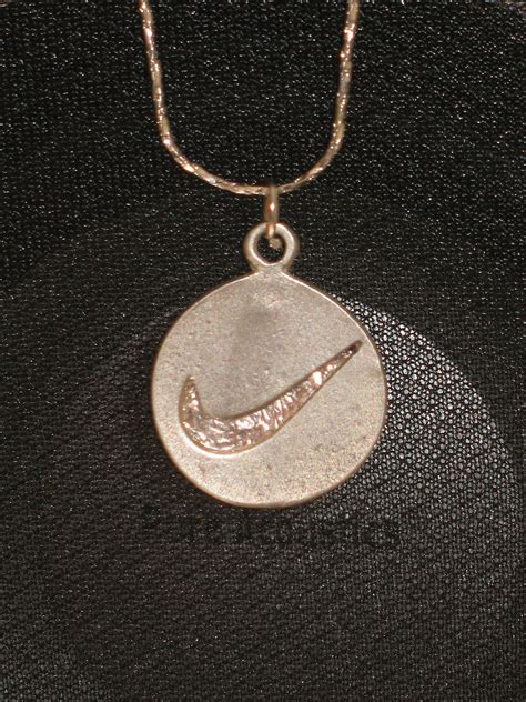 silver pendants for jewelry nike pendant vintage nike sterling silver pendant necklace