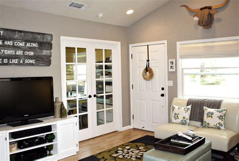 paint ideas for living room with vaulted ceilings house tour living room erica paoli