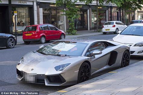 Lamborghini Aventador for sale, 870 miles on the clock