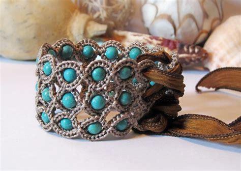 crochet bracelets with 10 creative crochet bracelet patterns