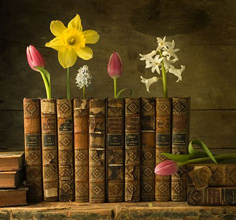 flower picture book books and flowers together content in a cottage