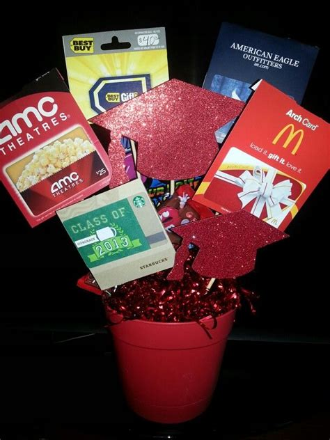 how to make a gift card basket 25 unique gift card tree ideas on for