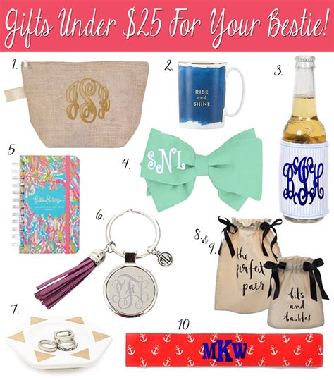 gifts for marleylilly gift guide gifts for your bff 25