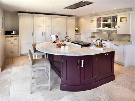 curved kitchen islands 16 modern kitchen designs with curved kitchen island
