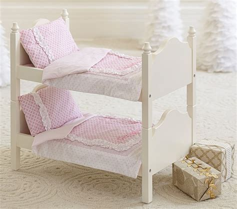bunk bed bedding for doll bunk bed bedding pottery barn