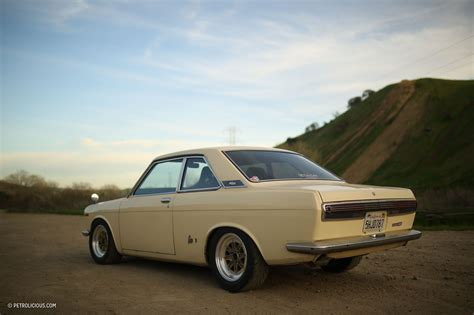Datsun 510 Coupe For Sale by What Made The Datsun 510 Bluebird Coupe So Special