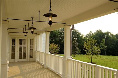 ceiling porch light porch lighting ideas entry with square column
