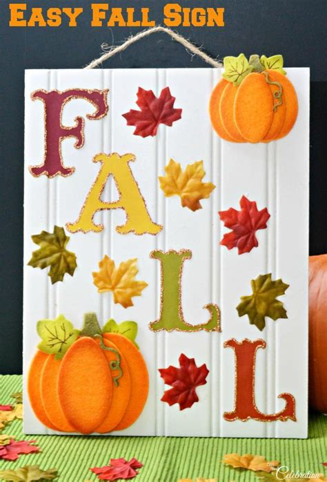 easy fall crafts 1000 images about fall crafts for adults on
