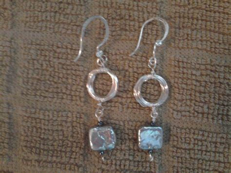 make sted jewelry you to see wire wrapped circle earings on craftsy