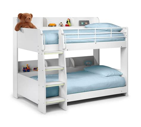 ebay bunk beds with mattresses happy beds domino sleep station maple white bunk bed 2x