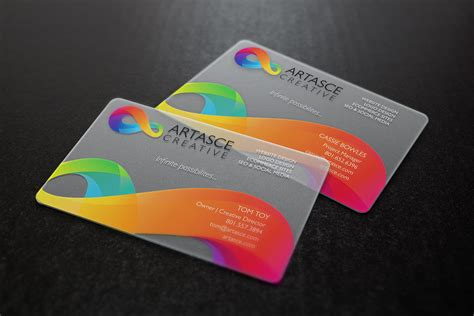 how to make plastic cards clear plastic business cards lilbibby