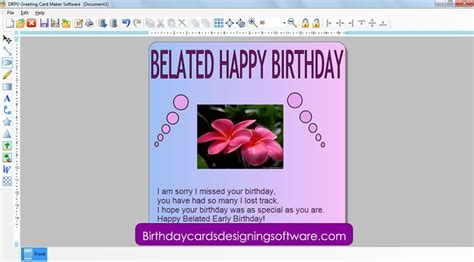 greeting card make card creator holliday decorations