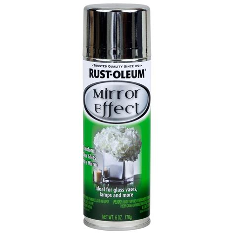 Rust Oleum Specialty 6 Oz Mirror Finish Spray Paint
