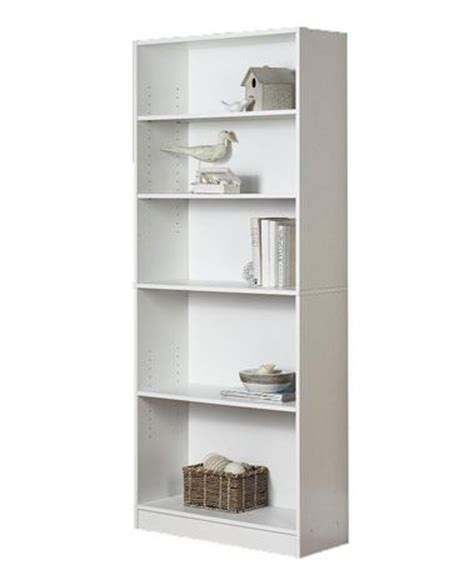 walmart bookshelves mainstays 5 shelf bookcase walmart ca