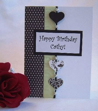 make a birthday card card idea to make a birthday card and other
