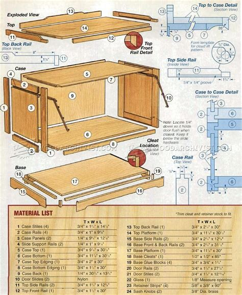 woodworking plan books woodworking plans barrister bookcase