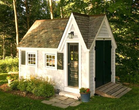 tiny house storage shed studio victorian shed other