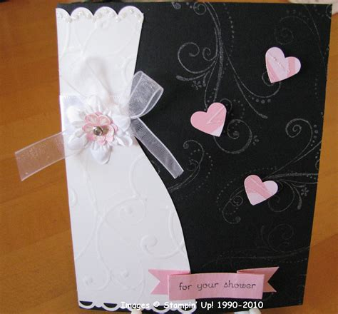 bridal shower cards to make wedding sting with page 2