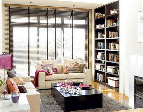 living room library creating a home library in the living room interior