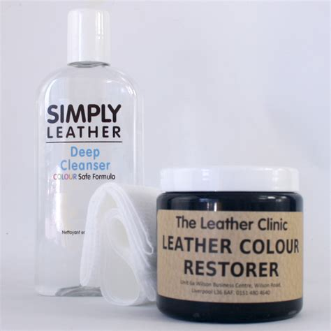 colour restorer for leather sofa leather cleaner colour restorer restoration kit for sofa