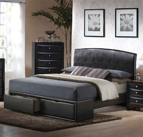 cheap beds with storage bedroom ideas feel the home part 10