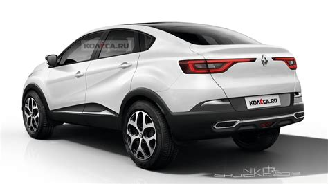 Renault Suv by Renault Suv Coupe Renault Ljc Imagined Rendering
